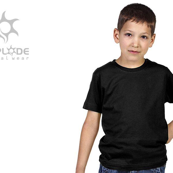 Majica Master kids - crna