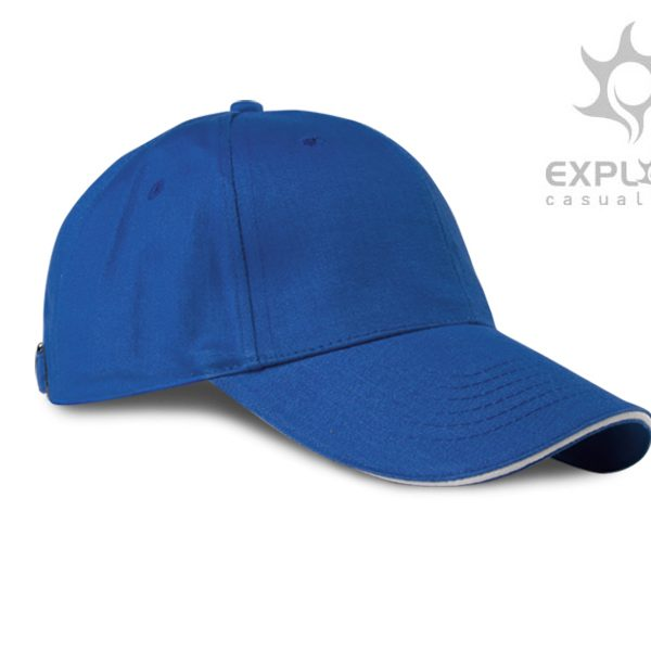 Kapa Sprint - kraljevsko plava