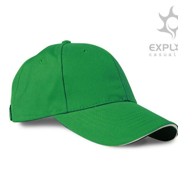 Kapa Sprint - zelena boja trave