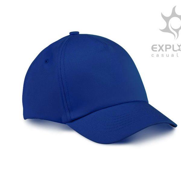 Dječja kapa Junior - kraljevsko plava