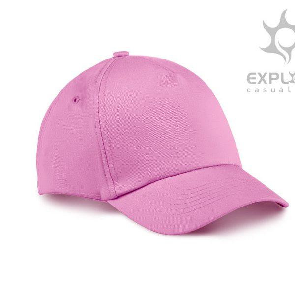 Dječja kapa Junior - roza