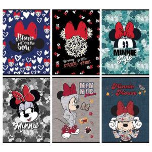 Bilježnica A4/D Disney Minnie