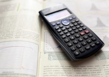 Casio-kalkulator