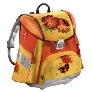 Školska torba 1U1 SUNNY FLOWER