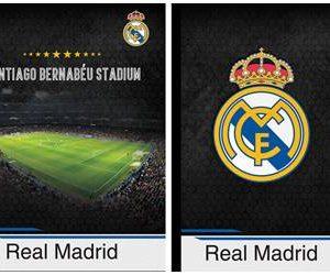 Bilježnica tvrde korice A4/D Real Madrid