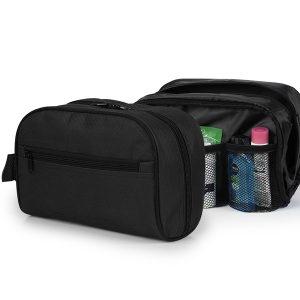Kozmetička torbica Camino - crna