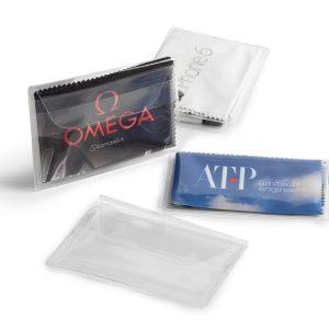 Plastična kutijica za krpciu za naočale