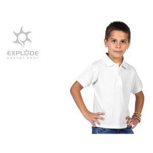 Majica Azzurro kids - bijela
