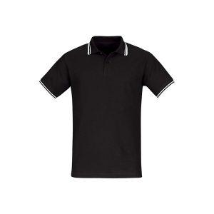 Majica Adriatic polo - crna