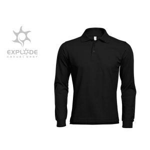 Majica polo Gator - crna