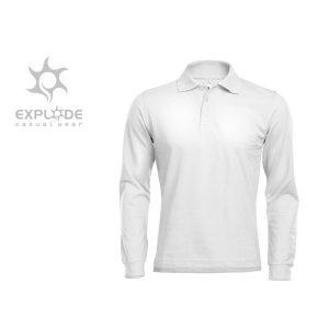 Majica polo Gator - bijela