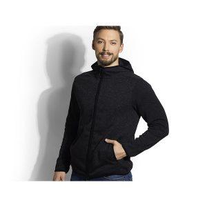 Muška majica/vesta dugih rukava sa kapuljačom