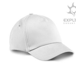 Dječja kapa Junior - bijela