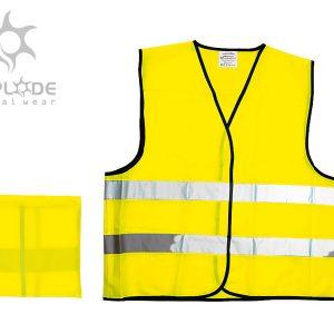 Prsluk Glow - žuti