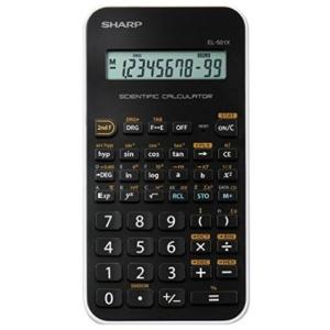 Kalkulator tehnički EL-501XBWH