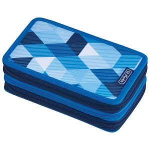 Pernica-puna-3zipa-3preklopa-Blue-Cubes-Herlitz