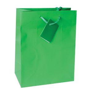 Vrećica-jumbo-jednobojna-mat-zelena