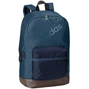 Ruksak školski Adidas tamno zeleni - tamno plavi