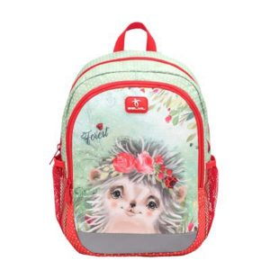 Ruksak vrtićki Belmil Kiddy Plus Animal Forest Hedgehog