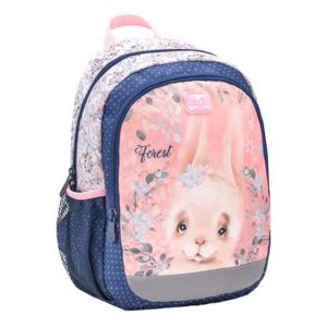 Ruksak vrtićki Belmil Kiddy Plus Animal Forest Bunny