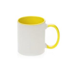 Šalica žuta