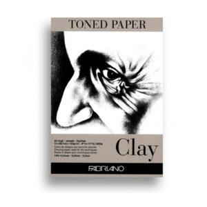 Tonirani papir, boja gline Fabriano