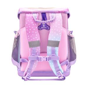 Torba školska Belmil mini-fit rainbow unicorn