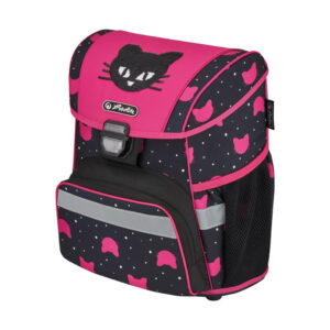Torba školska anatomska 4 1 Loop Black Cat Herlitz