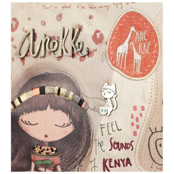 Torba fashion Anekke KENYA s dvije ručke