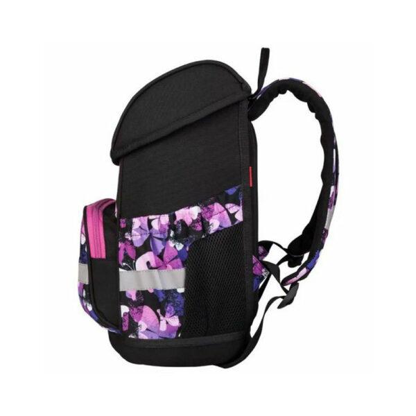 Školska torba GT TWIST Target Violet Butterfly