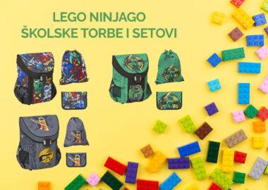 Lego Ninjago školske torbe i setovi   Biroprint.ht